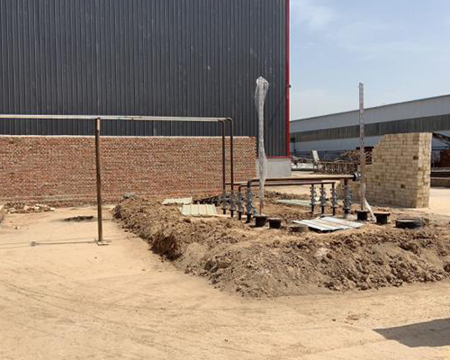 运城玻璃厂储油设备坑已填平